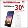 Offre de Remboursement (ODR) Huawei : 30 € sur Smartphone Ascend Y550 - anti-crise.fr
