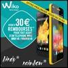 Offre de Remboursement (ODR) Wiko : 30 € sur Smartphone Birdy ou Rainbow - anti-crise.fr