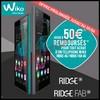Offre de Remboursement (ODR) Wiko : 50 € sur Smartphone Ridge - anti-crise.fr