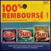 Offre de Remboursement (ODR) Sun : Pack de Tablettes 100 % Remboursé en 1 Bon - anti-crise.fr
