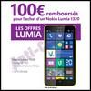 Offre de Remboursement (ODR) Microsoft : 100 € sur Smartphone Nokia 1320 - anti-crise.fr