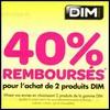 Offre de Remboursement (ODR) Dim : 40 % pour l'achat de 2 Produits - anti-crise.fr