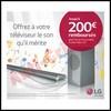 Offre de Remboursement (ODR) Lg : 200 € sur Audio/Vidéo - anti-crise.fr