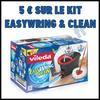 Offre de Remboursement Viléda : 5 € sur le kit EasyWring & Clean - anti-crise.fr
