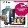 Bon Plan LG : 1 Vol A/R en Europe pour 2 personnes - anti-crise.fr