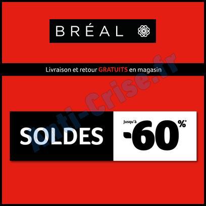 Soldes Bréal : Jusqu'à 60 % - anti-crise.fr