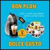 Bon Plan Dolce Gusto : Machine à Café Piccolo® Titanium à 29 € - anti-crise.fr