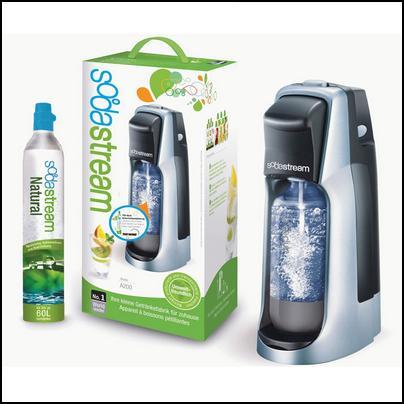 Test de Produit Conso Cuisine : Machine à Soda JetTitan de Sodastream - anti-crise.fr