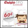 Offre de Remboursement Kitchencook / Cdiscount : 60 € sur Cuisio Pro V2 - anti-crise.fr