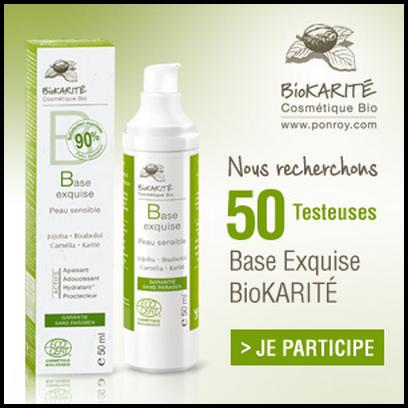 Test de Produit Betrousse : Base Exquise Biokarité - anti-crise.fr