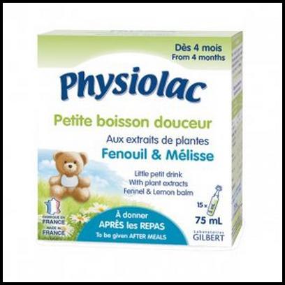 Test de Produit Famili Mam' Advisor : Petite boisson douceur Physiolac - anti-crise.fr