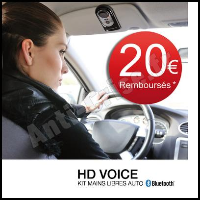 Offre de Remboursement Supertooth : 20 € sur Kit Mains-Libre HD Voice - anti-crise.fr