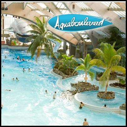 Bon plan Aquaboulevard  : billets à 12 et 23€ ou 11 et 21€