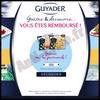 Offre de Remboursement Guyader : Terrine de Saumon ou de Thon 100 % Remboursée - anti-crise.fr