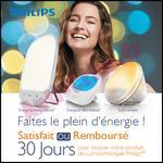 Offre d'Essai Philips : Stimulateur d'Aube Satisfait ou 100 % Remboursé - anti-crise.fr