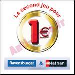 Offre de Remboursement Ravensburger / Nathan : Second Jeu à 1 € - anti-crise.fr
