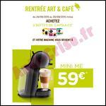 Offre de Remboursement Krups : Machine Nescafé® Dolce Gusto® Mini Me® à 59 € - anti-crise.fr