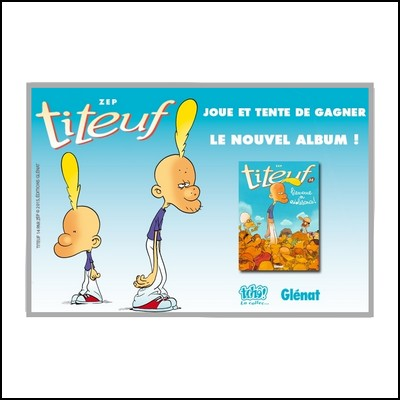 Tirage au sort Le Journal De Mickey : BD Titeuf Bienvenue en adolescence à gagner ! anti-crise.fr