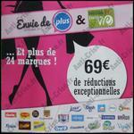 Les Livrets Envie de Plus Arrivent avec des Bons à - 50 % et Gratuits - anti-crise.fr
