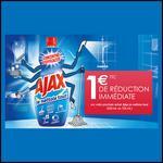 Bon de Réduction Ajax Je Nettoie Tout - anti-crise.fr