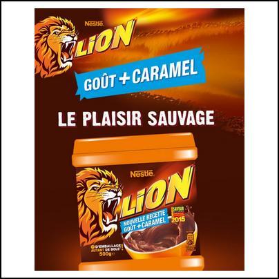 Bon Plan Lion : Poudre Cacaotée 500g à 0,50 € - anti-crise.fr