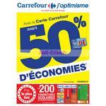 Catalogue Carrefour du 18 au 24 aout