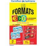 Catalogue Carrefour du 25 au 31 août