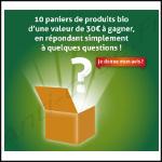 Test de Produit Bio à la une : Test produit mystère - anti-crise.fr