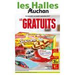 Catalogues Les Halles Auchan du 2 au 8 septembre