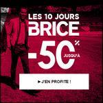Brice : 10 Jours jusqu'à - 50 % - anti-crise.fr