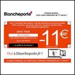 Bon Plan Blanche Porte : 11 € pour 20 € d'achats - anti-crise.fr
