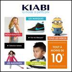 Bon Plan Kiabi : Tout à moins de 10 € !! - anti-crise.fr
