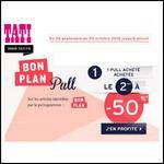 Code Promo Tati : - 50 % sur le 2ème Pull - anti-crise.fr