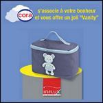 Bon Plan Cora : Un Joli Vanity Offert pour les jeunes et futures mamans - anti-crise.fr