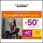 Bon Plan La Halle : 50 % dès 5 Articles Achetés - anti-crise.fr