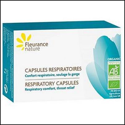 Tests de Produits : Capsules Respiratoires de Fleurance Nature - anti-crise.fr
