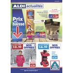 Catalogue Aldi du 10 au 14 octobre