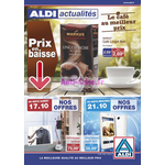 Catalogue Aldi du 17 au 21 octobre