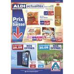 Catalogue Aldi du 26 au 30 septembre