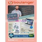 Catalogue Boulanger du 31 août au 27 septembre