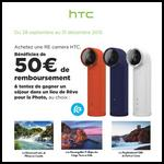 Offre de Remboursement HTC