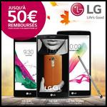 Offre de Remboursement LG
