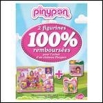 Offre de Remboursement Famosa : 2 Figurines Pinypon 100 % Remboursées pour l'achat d'un Château - anti-crise.fr