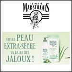 Test de Produit Le Petit Marseillais : Douche Crème & Baume Hydratant Surgras - anti-crise.fr
