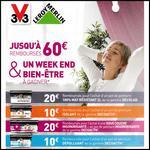 Offre de Remboursement V33 / Leroy Merlin : Jusqu'à 20 € sur les Peintures - anti-crise.fr