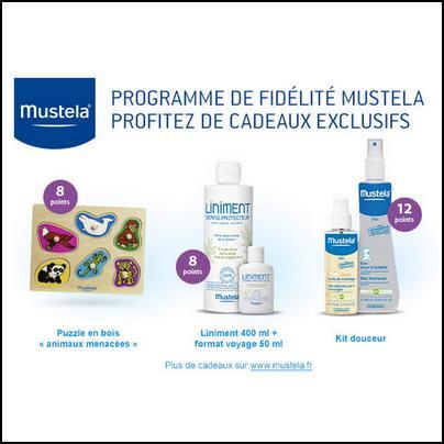 Programme de Fidélité Mustela - anti-crise.fr