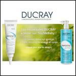 Test de Produit Troc Me Baby : Crème Keracnyl Control et Gel Moussant Visage & Corps Ducray - anti-crise.fr
