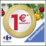Offre de Remboursement Ravensburger/Carrefour : Votre Second Achat pour 1 € - anti-crise.fr