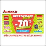 Bon Plan Jouets à Auchan : Jusqu'à 70 % de Réduction - anti-crise.fr