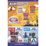 Catalogue Aldi du 31 octobre au 4 novembre